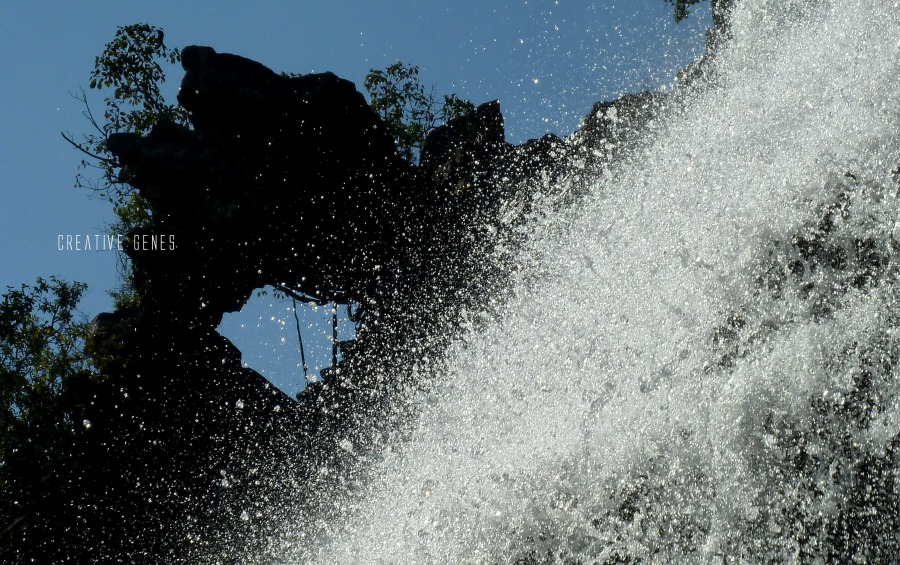 Teerathgarh Waterfall, Chhattisgarh